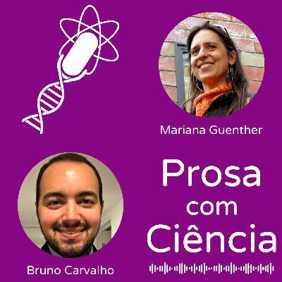 #12 – Microbioma e doenças metabólicas – com Bruno Carvalho