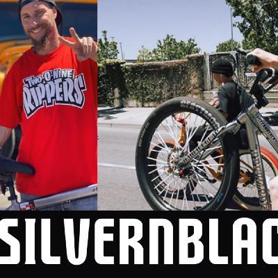Urban Misfit LIVE   Jared aka @silvernblack1 getting kids on bikes with @209ripperscrew
