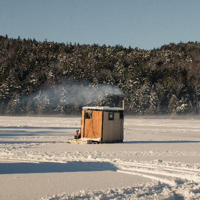 Episode 216: Ice Fishing in Pajamas