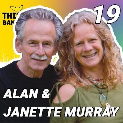 #19 Running Raw Around Australia & Beating Cancer | Alan Murray & Janette Murray-Wakelin