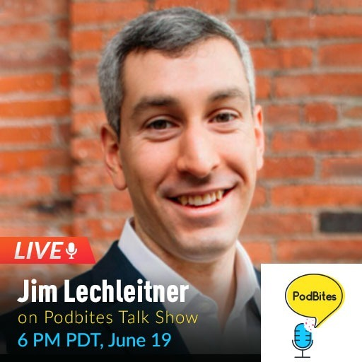 #Live #Podbites Interview with Jim Lechleitner