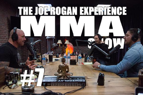 JRE MMA Show #7 with Brendan Schaub & Bryan Callen