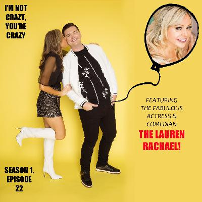 Season 1 Episode 22 - A Stand Up Comedian Sitting Down on a Blow Up Couch (feat. Lauren Rachael)