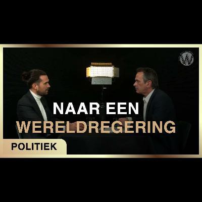 Naar een wereldregering - Pieter Stuurman met Jorn Lukaszczyk