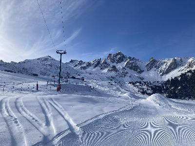 64.5: Your Christmas Update From The Alps