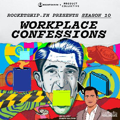 """Workplace Confessions with Sanjiv Kalevar of OpenView Venture Partners: """"Our investor-driven roadmap"""" & """"My Million Dollar mistake"""""""