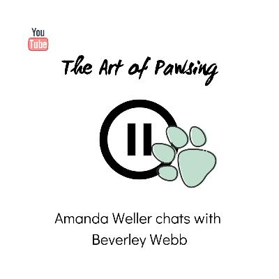 The Art of Pawsing - Amanda Weller chats with Beverley Webb