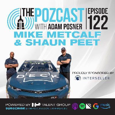 Mike Metcalf and Shaun Peet: 12 Second Culture - NASCAR Pit Crews & Business Leadership