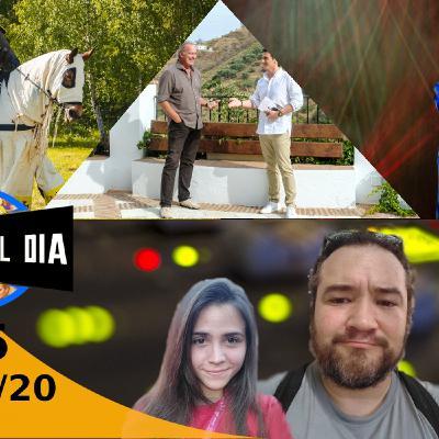 Diana Navarro   María Peláe   Ponte al día 295 (24/09/20)