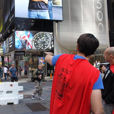 Celebrating NY with On Location Tours and Mike Dolce