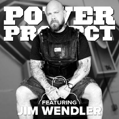 EP. 533 - Lighter Weights = BIGGER STronger Athletes ft. Jim Wendler