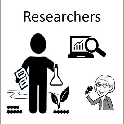 Learn about Researchers