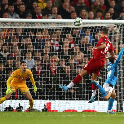 Post-Game: Klopp speaks on Fabinho's ankle injury after Lovren secures point at home to Napoli in Champions League