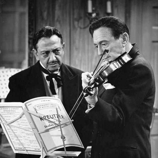 Benny & Chesterton Morning Show Podcast - Mel Blanc Gives Jack Violin Lessons - George Burns & Gracie Allen - An Hour With Jack and the Gang