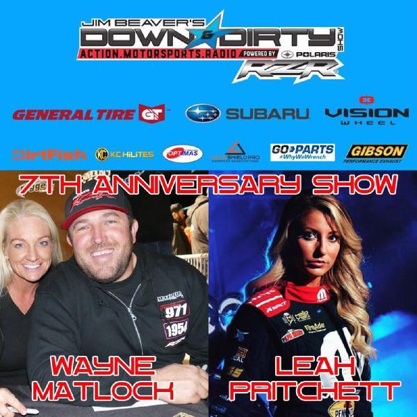 #365 – 7 Year Anniversary with Leah Pritchett & Wayne Matlock