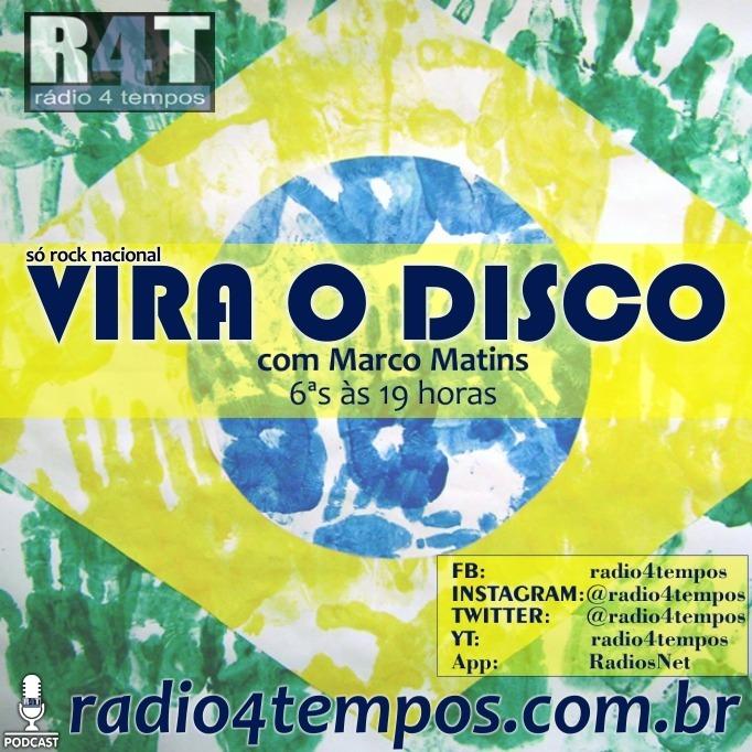 Rádio 4 Tempos - Vira o Disco 58:Rádio 4 Tempos