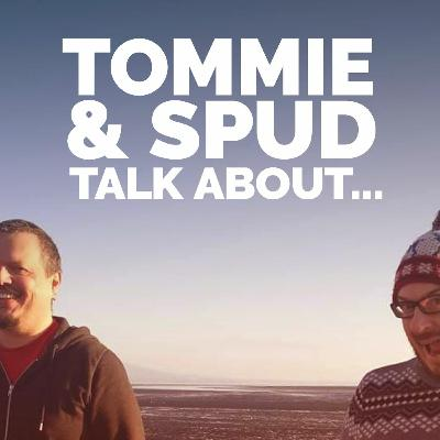 Tommie and Spud Talk About... Crazy Wisdom