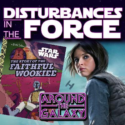 DITF: Jyn's Return, Golden Wookiee and Star Wars Resort