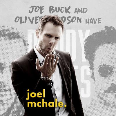 "Joel McHale: ""A Brilliantly Funny Guy"""