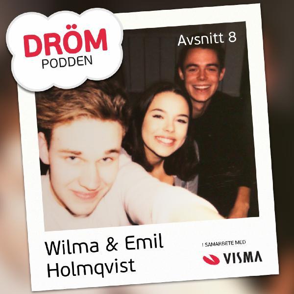 8. Wilma & Emil Holmqvist