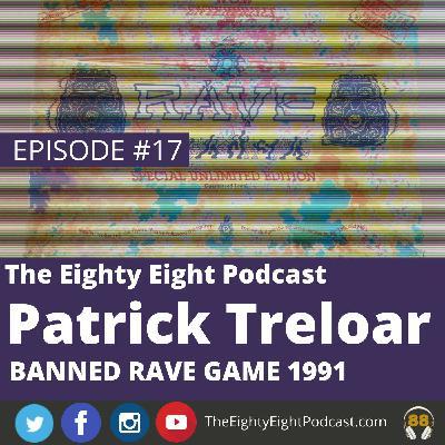 The Eighty Eight Podcast - #17 - Patrick Treloar