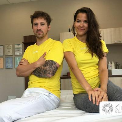 EP.68 Fyzioterapiu by mal mať v živote každý z nás - Lenka Augustínová a Martin Vojtovič
