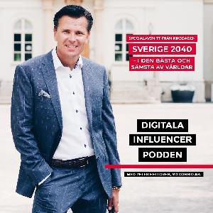 SPECIAL: Seminarium i Sveriges Riksdag - Sverige 2040 i den bästa och den sämsta av världar