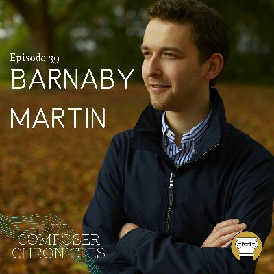 Ep. 39: Barnaby Martin
