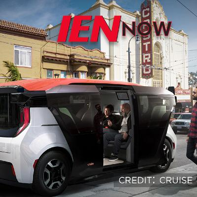 GM Rolls Out Robo-Taxi