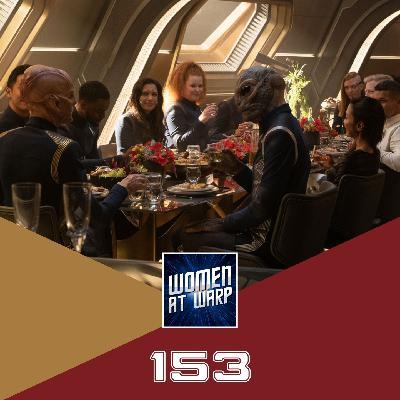 153: Memorable Meals in Trek