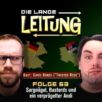 Folge 63: Sargnägel, Basterds und ein verprügelter Andi!