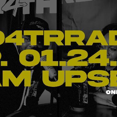 #O4TRRadio Episode Eight - Upset