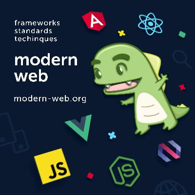 S07E8 Modern Web Podcast - The Journey From Mid-level to Senior Engineers