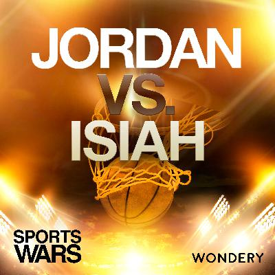 Jordan  vs Isiah - The Freeze Out | 1