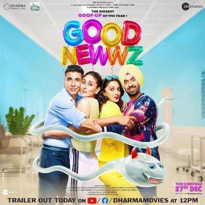 Download Bollywood Moviescounter Good Newwz 2019 HD Film