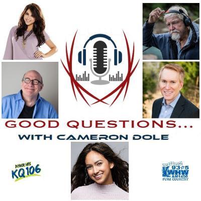 Episode 51: Daniella Monet, Jonathan Katz, Fred Hurt, Senator James Lankford, and Megan Soo