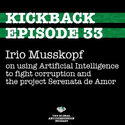 33. Irio Musskopf on using Artificial Intelligence to fight corruption