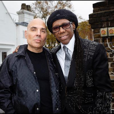 Nile Rodgers and Merck Mercuriadis on how Hipgnosis is flipping the music industry upside down