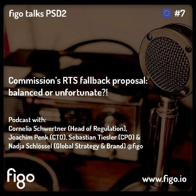 Commission's RTS fallback proposal: balanced or unfortunate?!