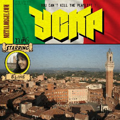 YCKP #6 (Eline) Italie