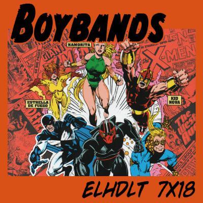 [ELHDLT] 7x18 Boybands