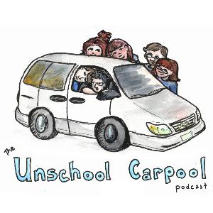 Talking to the kids about Unschooling (and other stuff, including Dinosaur chicken nuggets?)