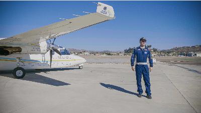 EP 142. The Peace Pilot with Robert DeLaurentis