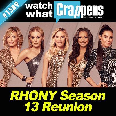 RHONY Season 13 Reunion