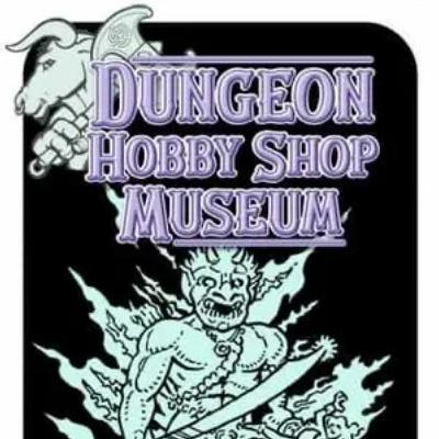 E861 - What is going on with the Dungeon Hobby Shop Museum?