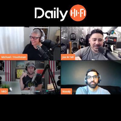 The Entire Daily HiFi Crew Will Be at AXPONA 2020 | Guest @Woodys_Soundup | Season 2 Episode 9