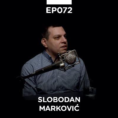 EP 072: Slobodan Marković, tehnički savetnik za digitalnu upravu - Pojačalo podcast