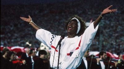 The Lasting Power Of Whitney Houston's National Anthem
