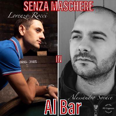 Episodio #12 !Crossover! Senza Maschere Al Bar con Alessandro Sorace - I SOCIAL MEDIA