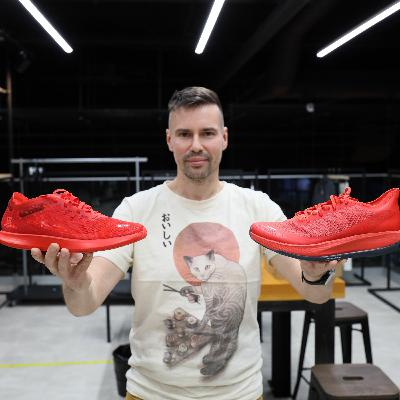 №177. Никита Ищеулов: тенденции и передовые технологии на рынке беговой обуви